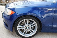 2010 BMW 135 i Pre-Sale Inspeciton in Webster Groves, Mo 013
